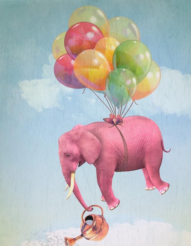 День облачных слонов