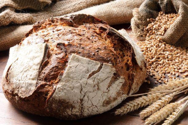 Традиционный хлеб из ржаной муки