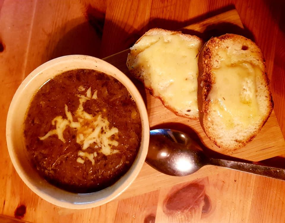 Луковый суп от Ланы Лебедевой