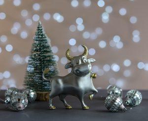 Год быка, новый год