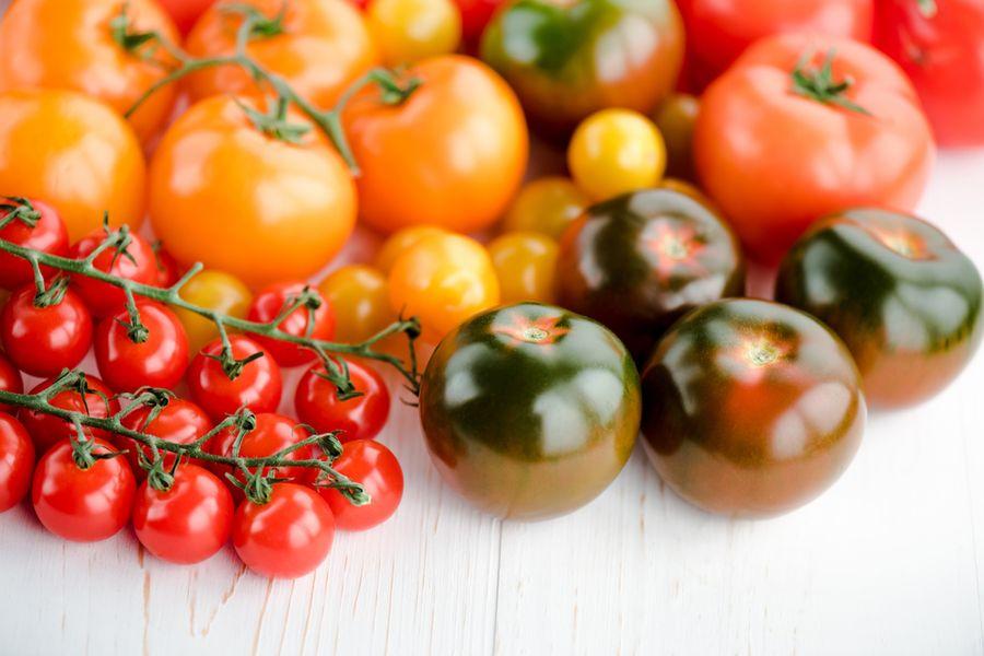 черные сорта томатов