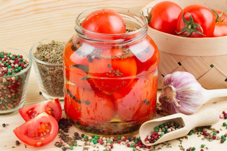 помидоры в яблочном соке рецепт