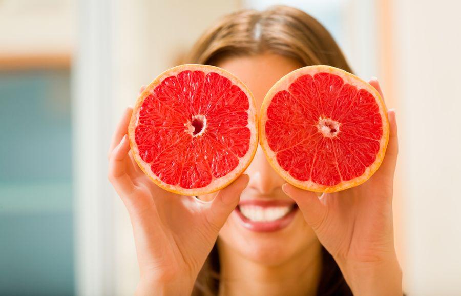 грейпфрут из косточки