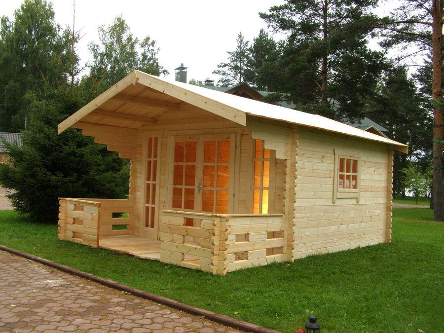 Как построить садовый домик своими руками пошаговая инструкция