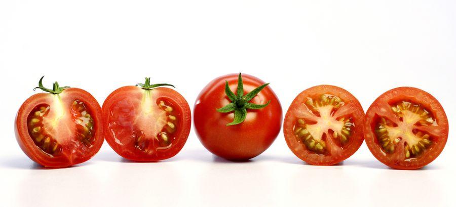 помидоры белые внутри