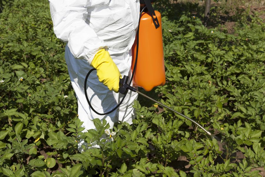 гербицид применение