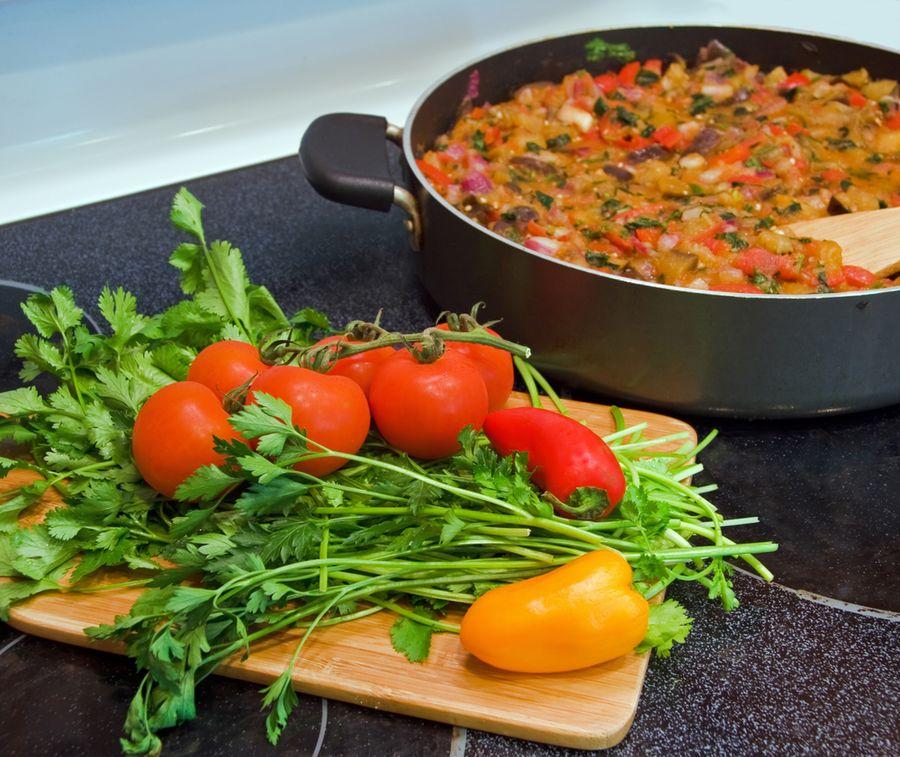 овощное рагу на зиму рецепты