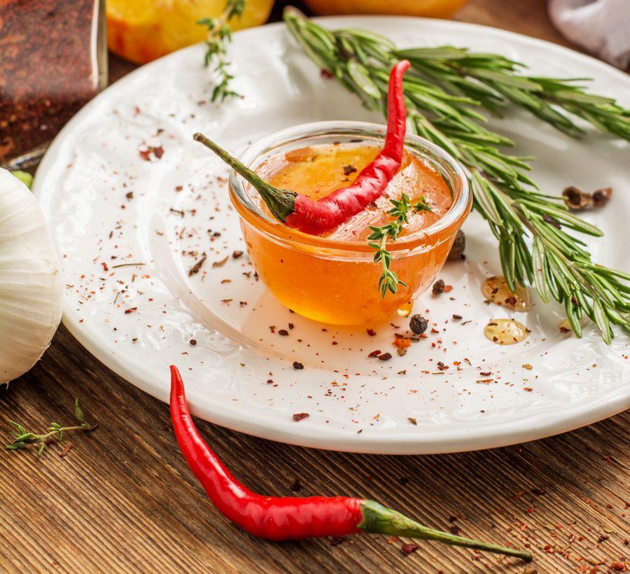 апельсиновый соус рецепт